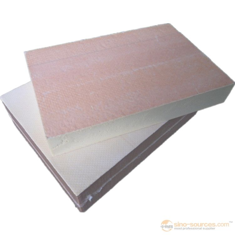 Factory direct phenolic insulation board exterior wall foam fireproof phenolic board