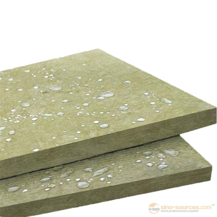 best selling high quality radiation resistant rock wool board rock wall insulation5