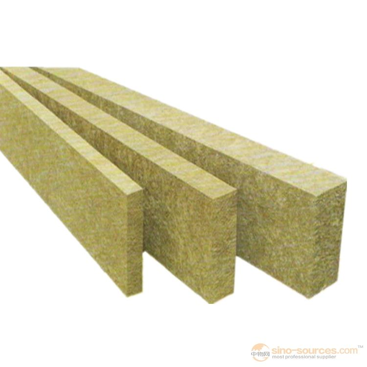 Type of thermal insulation material rock wool insulation board rock wool cutting2