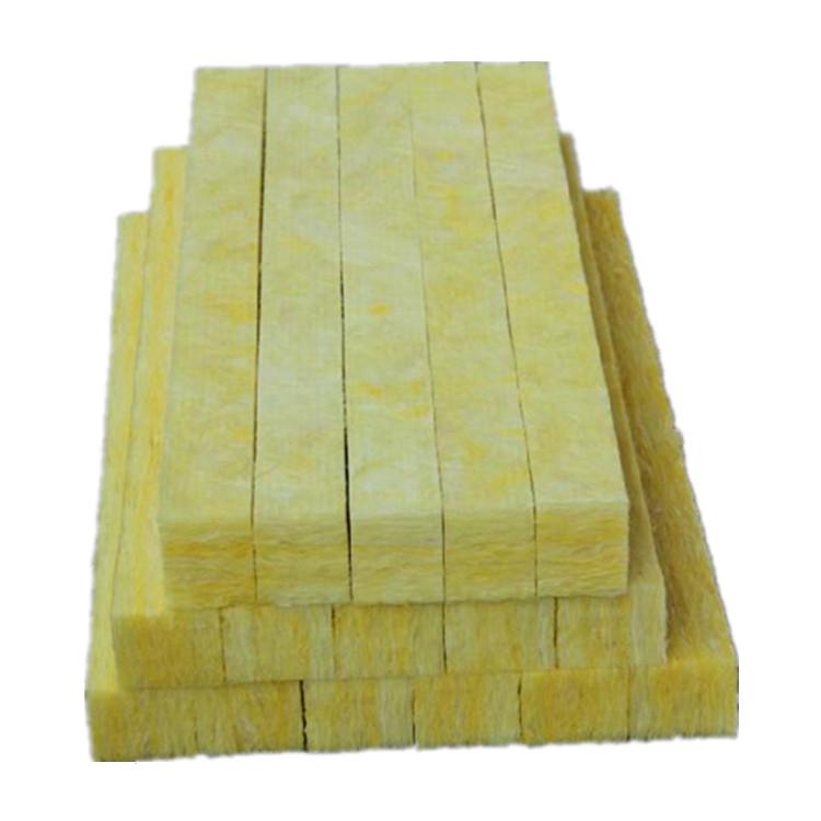 glass wool cutting strip  insulation supplier with thin fiber