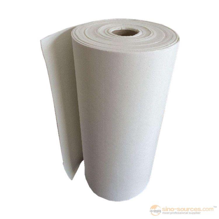 Aluminum silicate ceramic fiber paper fireproof Aluminum silicate