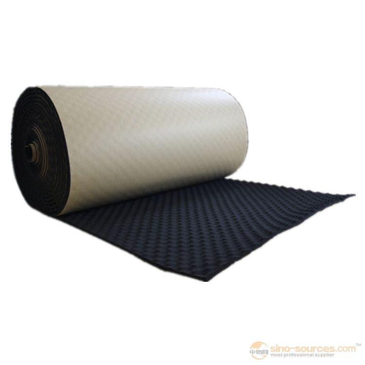 insulation insulation flexible rubber foam sheet with adhesive paper3