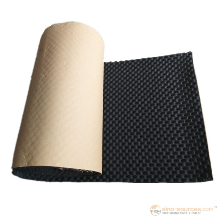 insulation insulation flexible rubber foam sheet with adhesive paper4