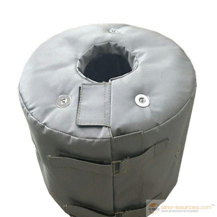Custom valve insulation jackets supplied by factory directly3