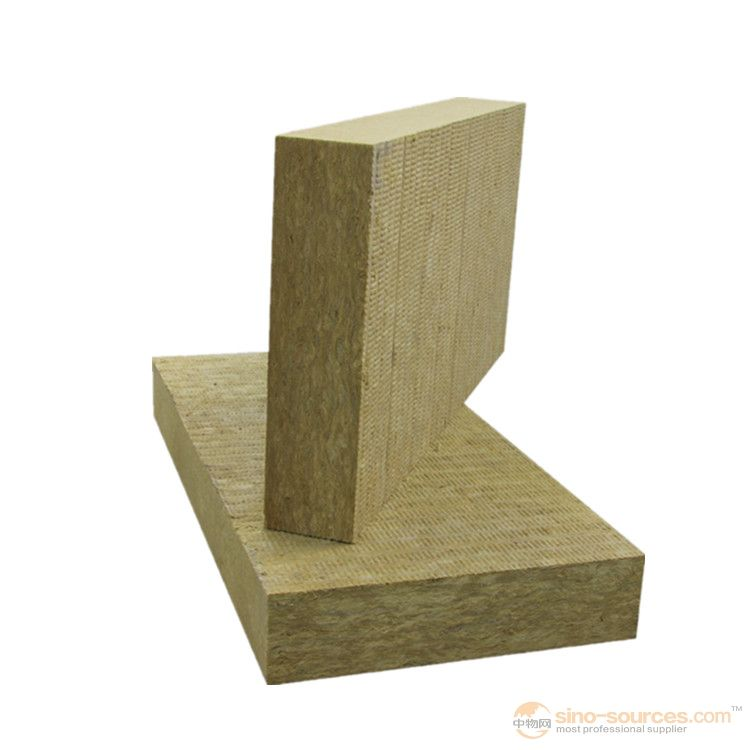 best selling high quality radiation resistant rock wool board rock wall insulation