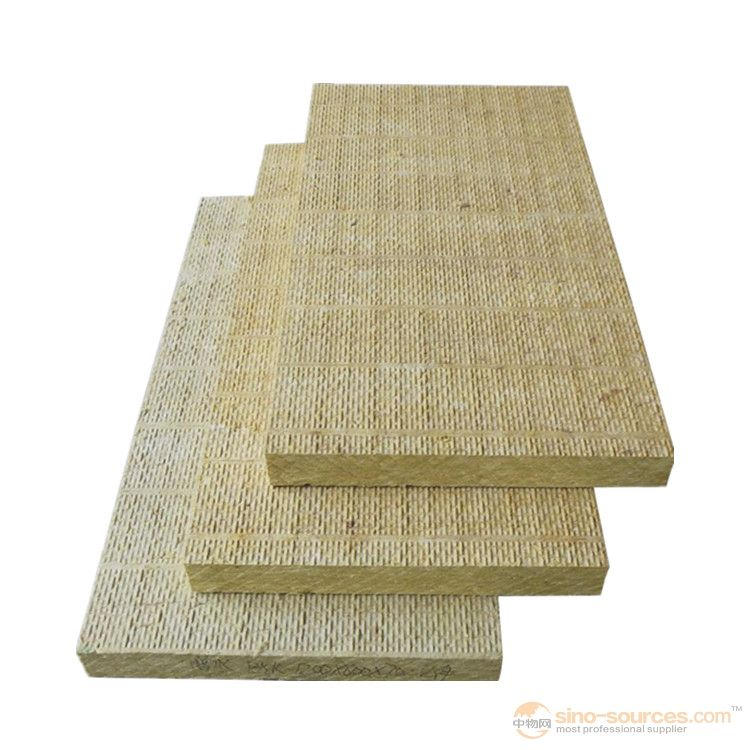 best selling high quality radiation resistant rock wool board rock wall insulation4