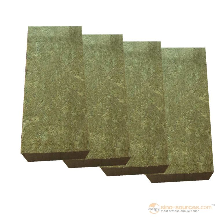 Type of thermal insulation material rock wool insulation board rock wool cutting4