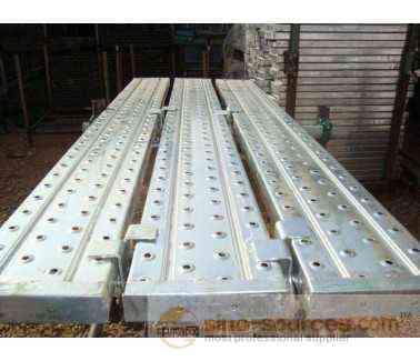 High Quality Scaffolding Steel Plank