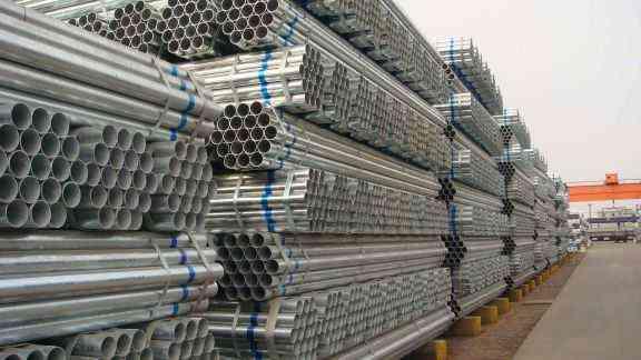 pre galvanized steel pipe Manufacturer