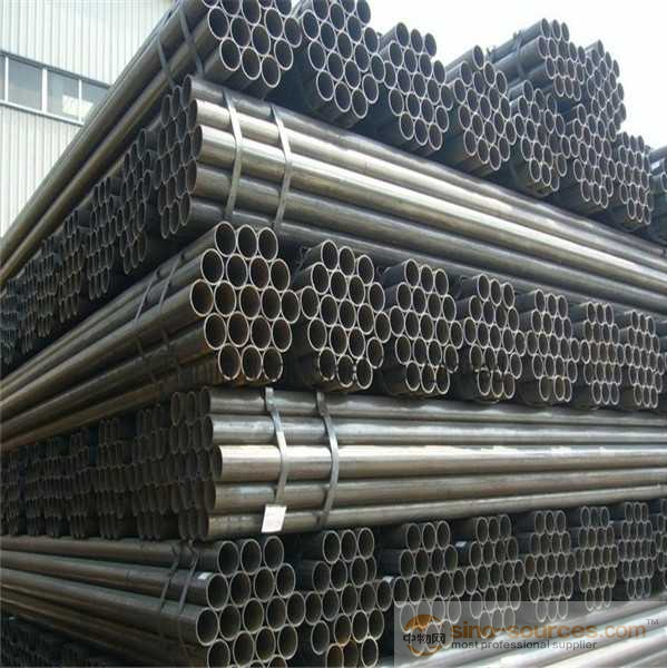 BS1387 welded pipe supplier in China