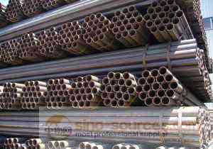 Welded steel pipe Q345 made in china