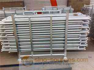 scaffolding frame system Q195 made in China