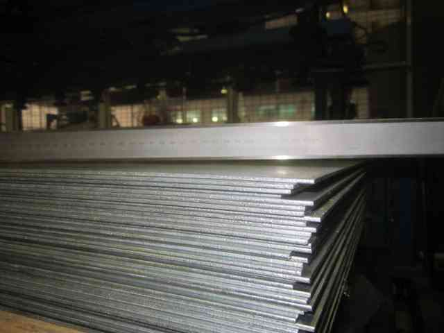 Galvanized steel sheet with the best price