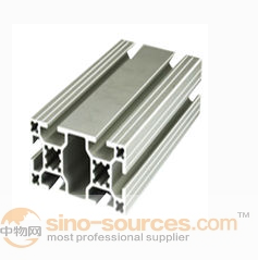 Grooved aluminum profiles manufactruer in china