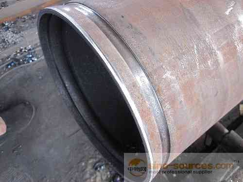 hot sale welded steel pipe made in China