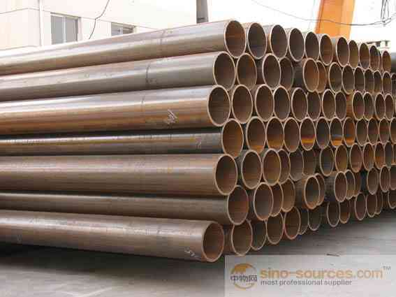 235B ERW carbon steel pipe factory price