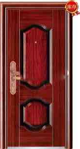 latest design wooden doors in china