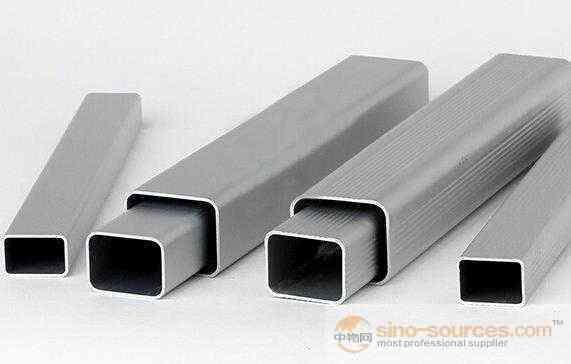 High quality Decorative aluminum pipe