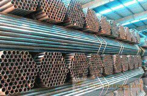Scaffolding pipe for ringlock scaffold with reasonable price