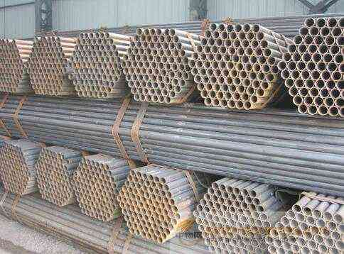 single pipe scaffolding in different types