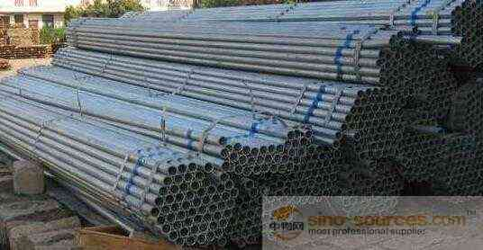 scaffolding frame pipe made in China