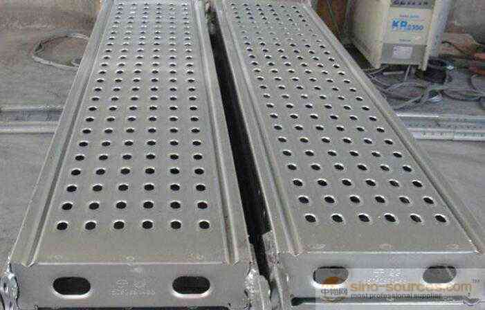 scaffolding steel planks used for construction made in china