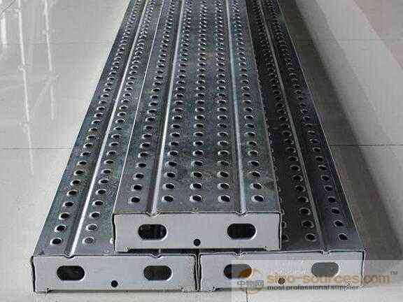 Superior Scaffolding Steel Plank provider in China