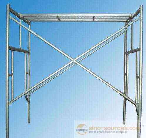 High quality Scaffolding Frame1