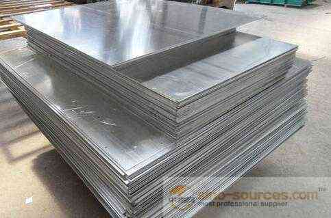 sound proof aluminium sheet in different types