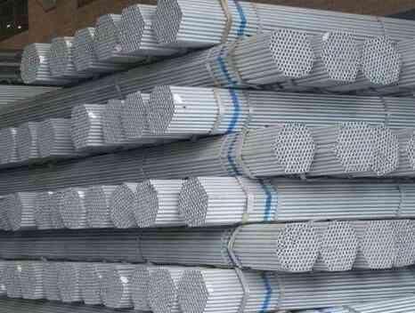 High qulity welded galvanized steel pipe