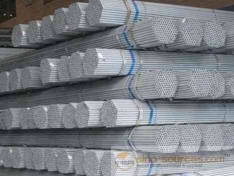 High qulity welded galvanized steel pipe