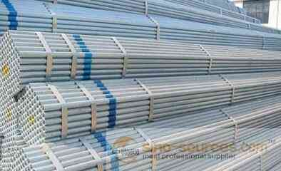 High quality Galvanized steel pipe1
