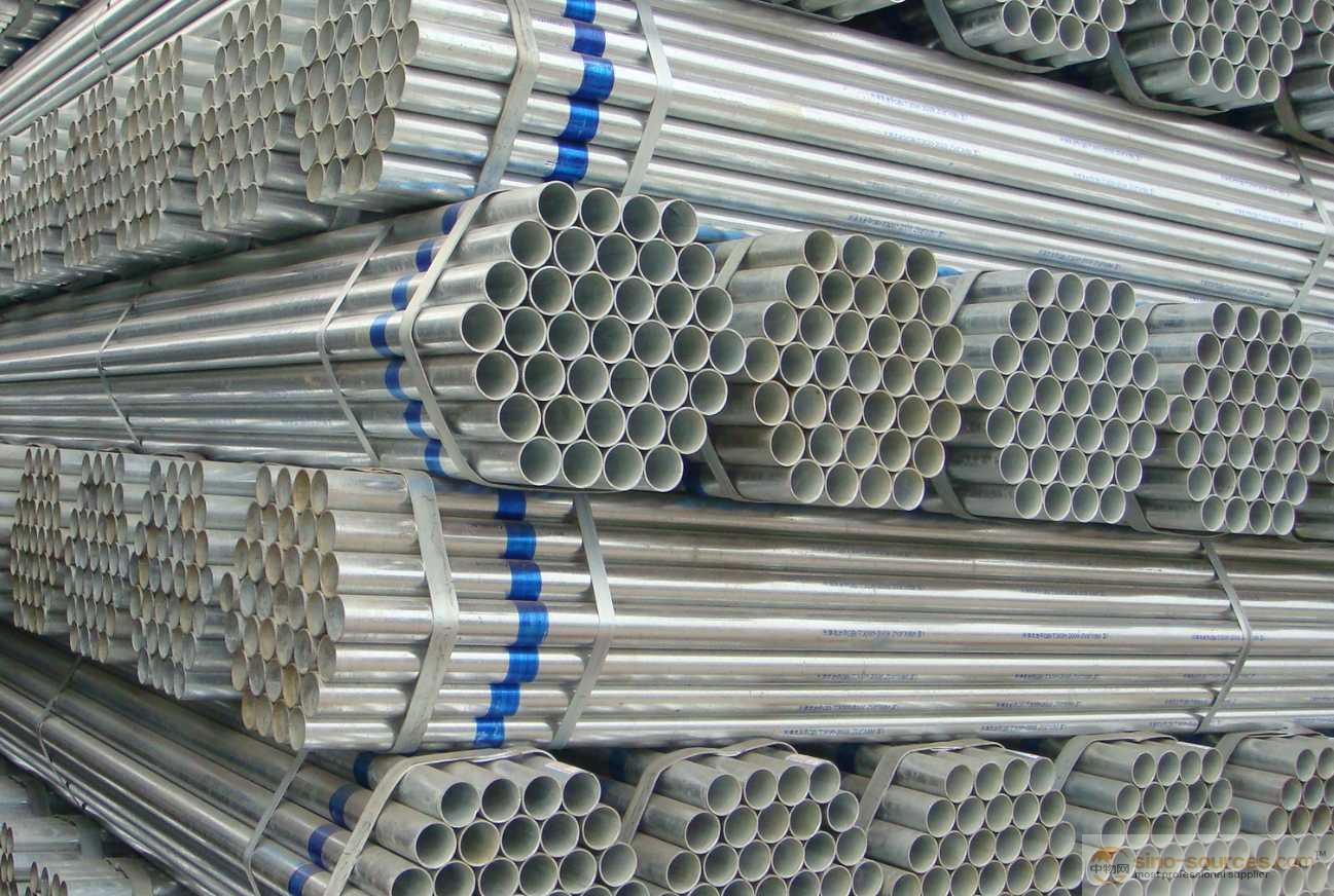Galvanized Tube Manufacturer In Turkey