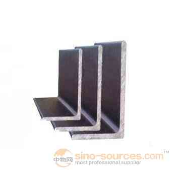 Q235 Hot rolled equal steel angle