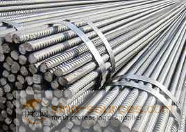 HRB400 Steel rebar supplier