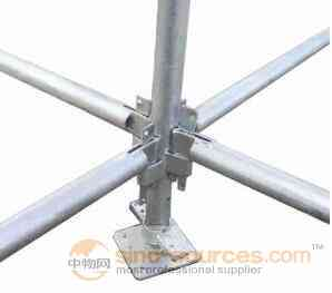 Scaffolding System Manufacturer in Oman