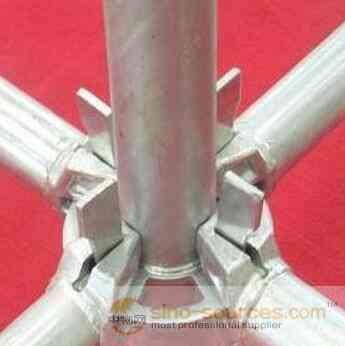 Scaffolding System Manufacturer in Nigeria