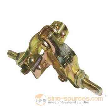 Q235 scaffolding coupler Supplier