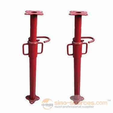 Hot  Sale Adjustable Construction Scaffolding Prop Supplier