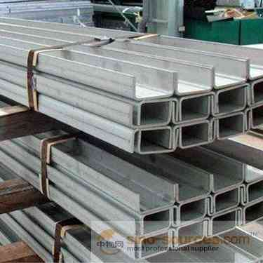 Stainless Steel C Shape Steel Channel Made In China