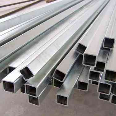High quality Hot dipped rectangular steel pipes building materials