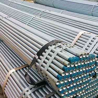 factory customized specification galvanized steel pipe
