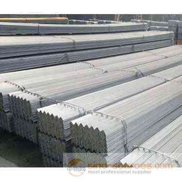 High intensity hot rolled all grades steel angle bar manufacturer