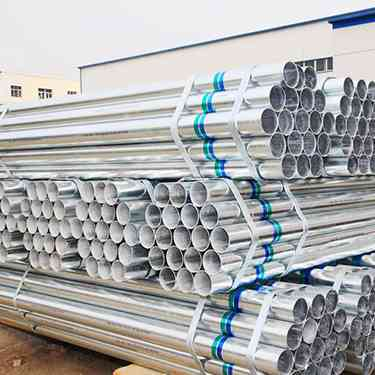 4 inch schedule 10 galvanized steel pipe for drinking water supplier