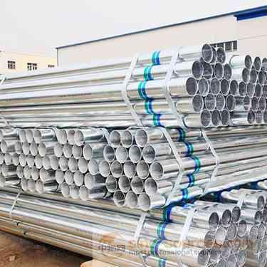 4 inch schedule 10 galvanized steel pipe for drinking water supplier1