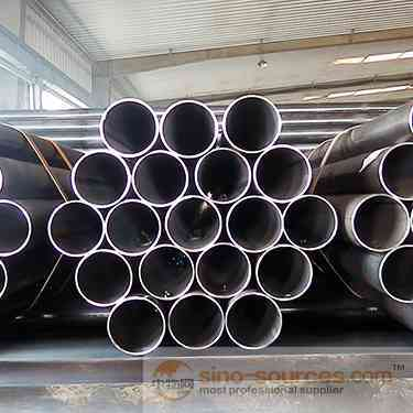 Q195 Q235 Q345 20mm Welded ERW Carbon Hollow Steel Pipe Manufacturers