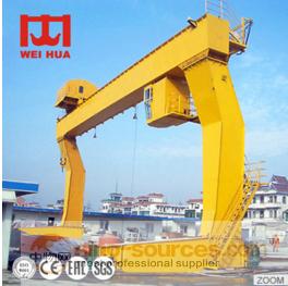 China Famous Professional L Type 5T Single Beam Door Crane