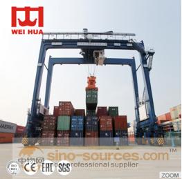 Wireless Remote Control rtg 200t port crane