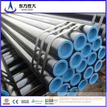 High quality Seamless pipe factory in china