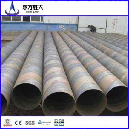 Good Price Carbon Sprial steel pipe for construction